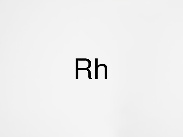 401. Rhodium on activated carbon (Pd/C)